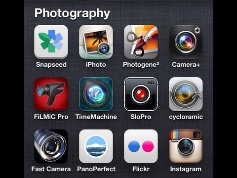 Best Photography apps for iPhone and iPad on iOS 7/6 [2013 ...