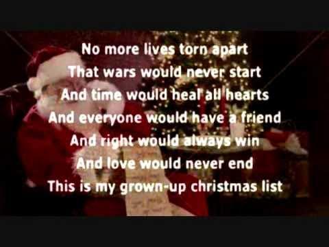 karl navarro - my grown up christmas list (cover) michael buble ...
