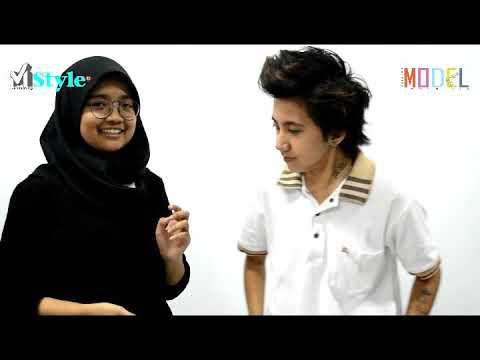 dera siagian (Mstyle.tv) wawancara