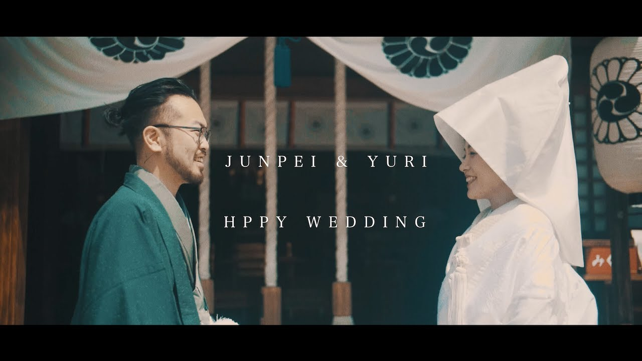 JUNPEI & YURI / Happy Wedding