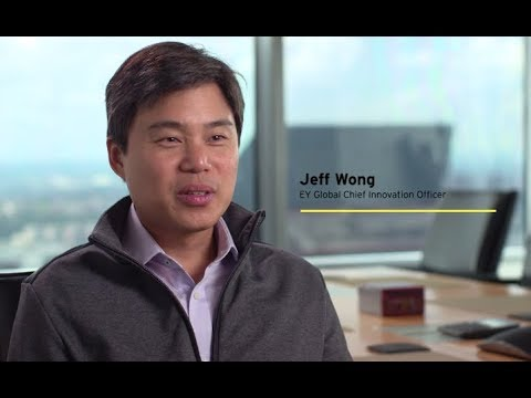 Global review 2017: Jeff Wong, EY's Global Chief Innovation officer