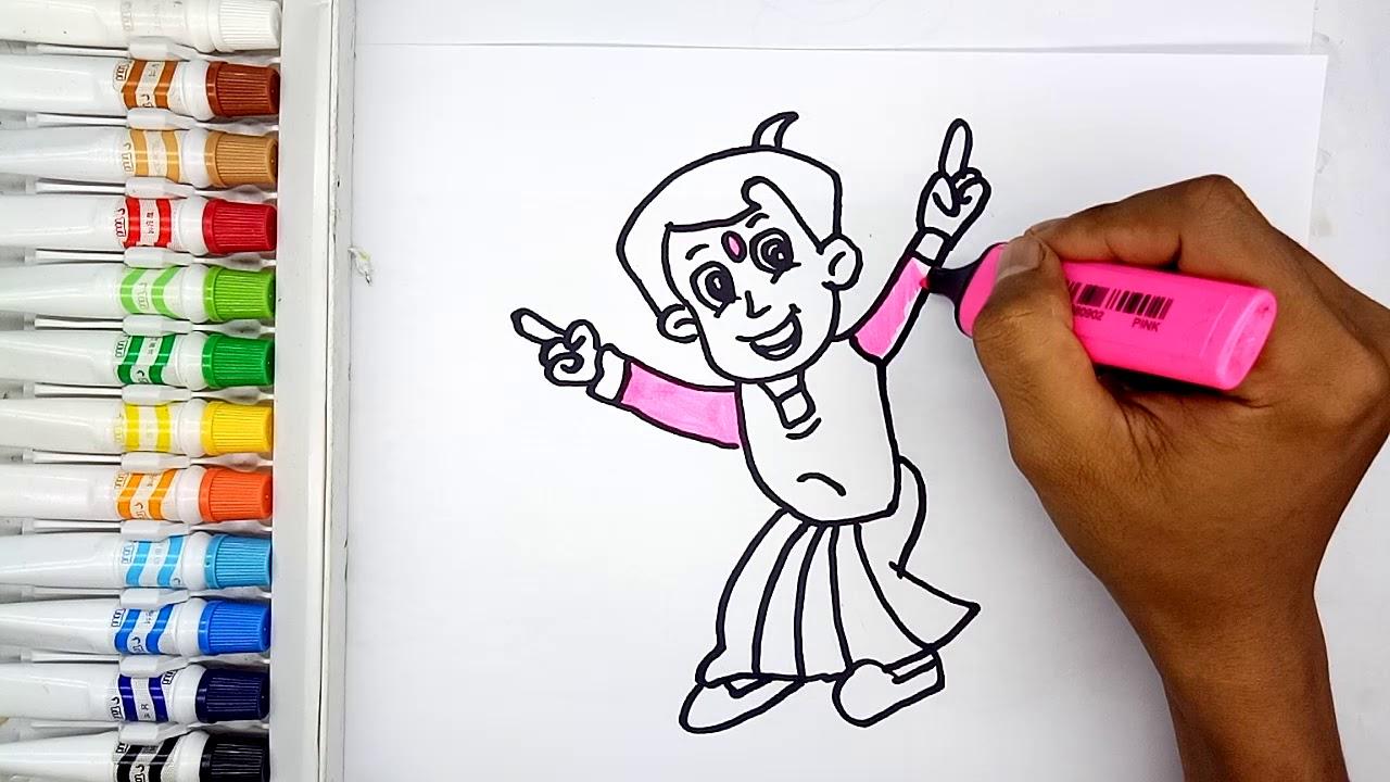Menggambar Dan Mewarnai SHIVA ANTV