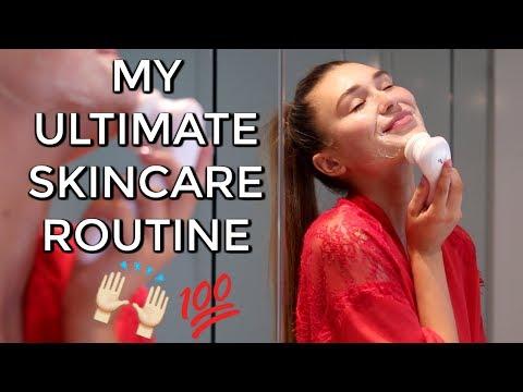 Travel Skin Care Routine 2017 | SHANI GRIMMOND