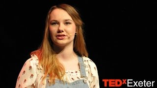 Remember to DREAM   Abbie McGregor   TEDxExeter