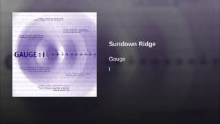 Sundown Ridge
