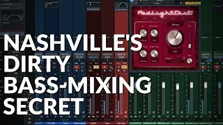 Studio One Minute: Nashville's Dirty Bass Mixing Secret