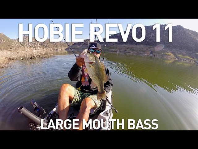 HOBIE Revolution 11 - 2015 Model - Bass Fishing