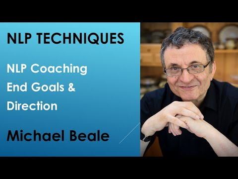 NLP Coaching | End Goals and Direction