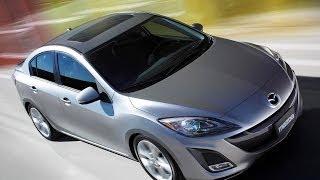 Новая Mazda3.  Тест драйв