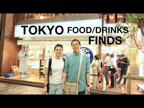 TOKYO FOOD/DRINK FINDS