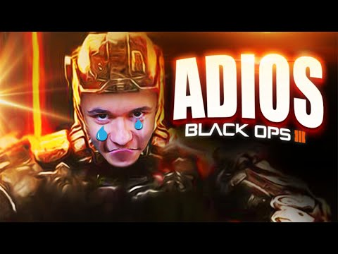 ADIÓS BLACK OPS 3 :'D