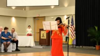 """Saan Ka Man Naroroon"" violin rendition"