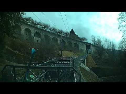 Führerstandmitfahrt / Cab Ride Montreux-Glion-Naye