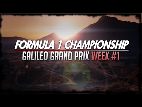 Week 1 (F1 Championship) - GTA 5 Galileo Grand Prix Endurance Season Two | Highlights