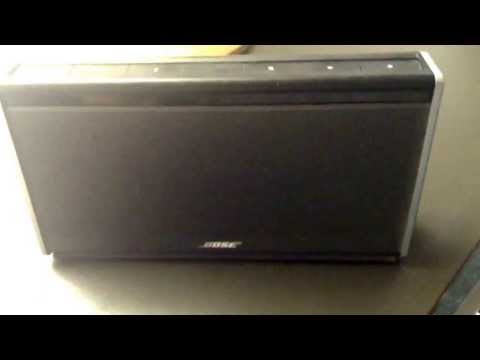 Blue tooth troubleshooting with BOSE soundlink