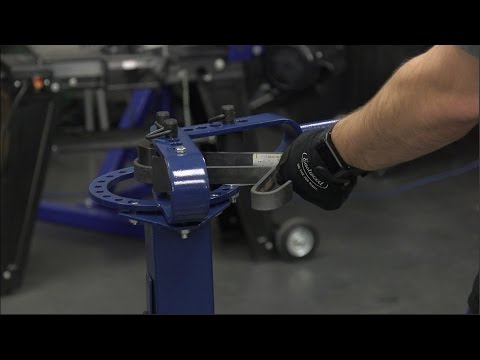 How To Use Punch-Flare Dies, Metal Benders, Box & Pan Brakes - Battery Tray & Cable Hanger Fab