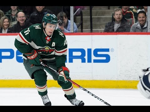 The Underrated Comeback Season of Zach Parise