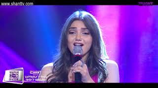 Ազգային երգիչ/National Singer–Season1/Gala show 8 Anjela Avetisyan – Tarlan, tarlan