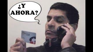 ► BLOQUEARON MI TARJETA BANCÁRIA thumbnail