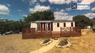 TEASER Camping L'Ombrage - Lagorce Ruoms Rhone Alpes | Camping Street View