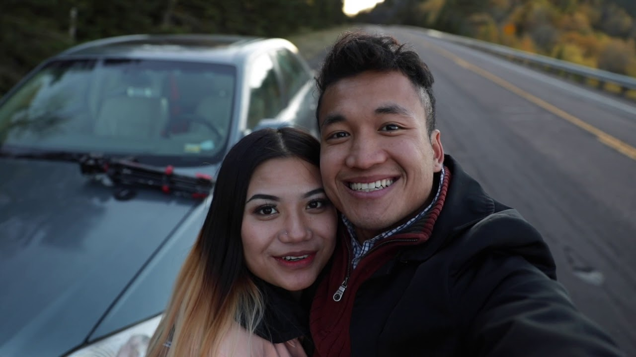 Our first road trip together dating