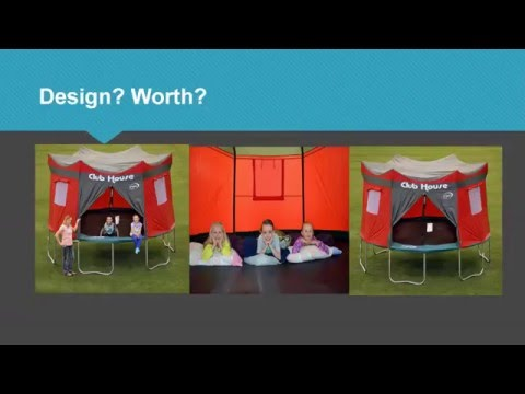 Propel 15 Tr&oline Review & Propel 15 Trampoline Review - YouTube