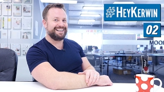 Passion, Marketing and How to Resolve Conflict | #HeyKerwin 02