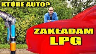 Pierwszy raz zakładam LPG do swojego samochodu!