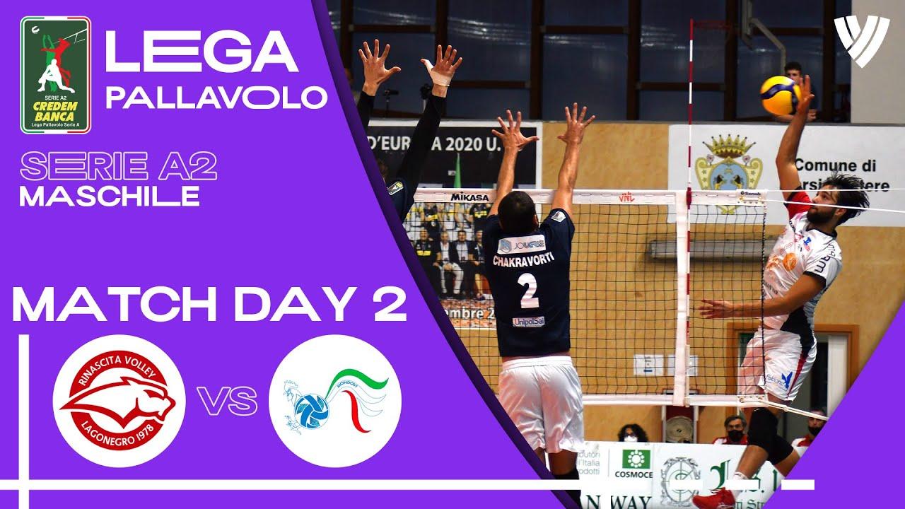 Lagonegro vs. Mondovi - Full Match | Men's Serie A2 | 2021