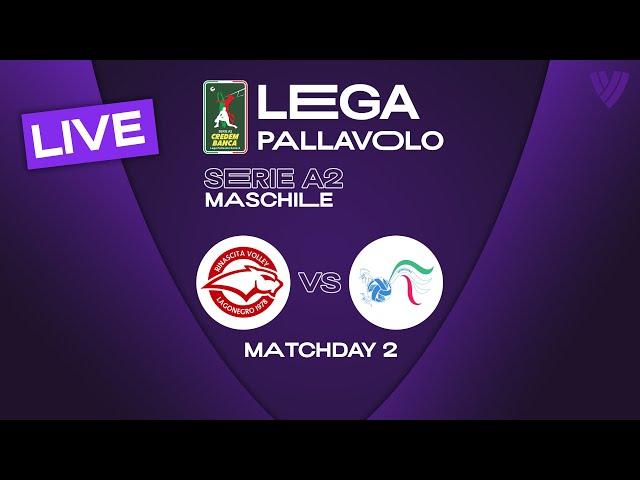 LIVE 🔴 Lagonegro vs. Mondovi - Men's Serie A2  | 2021