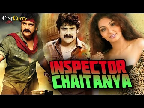 Inspector Chaitanya | New Hindi Dubbed...