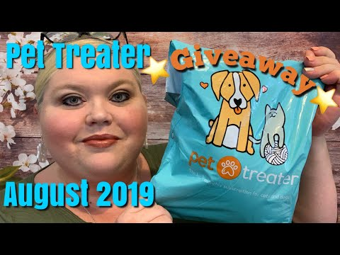 *closed*-⭐️new⭐️-pet-treater-unboxing-|-august-2019-|-win-a-free-pack!-+-promo-code