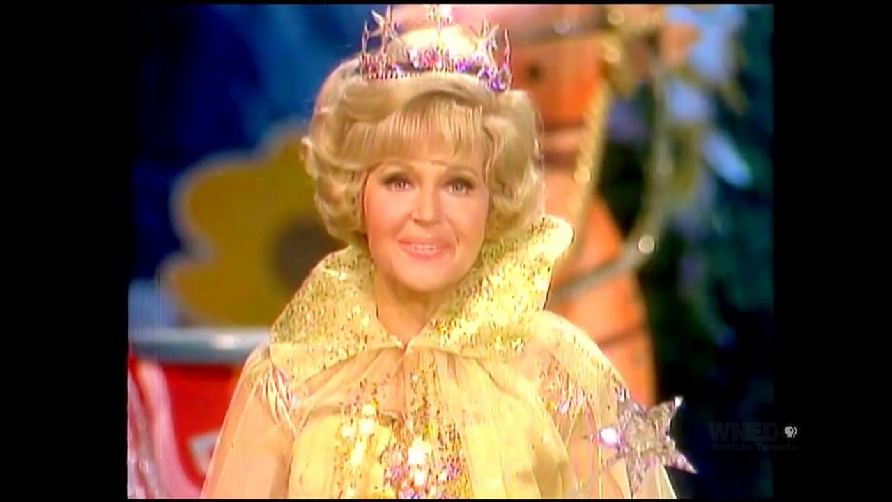 Norma Zimmer When You Wish Upon A Star Cinderella Disney Lawrence Welk Show YouTube