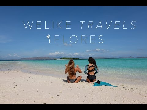 GIRLSTRIP WITH LE PIRATE EXPLORER | FLORES TRAVEL VLOG