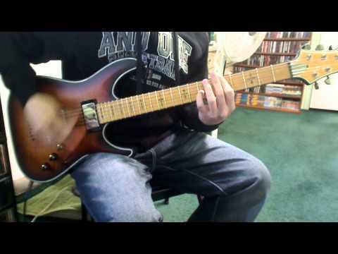 Breaking Benjamin  Skin Guitar