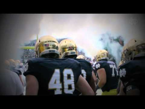 "Notre Dame Football 2016-17 Pump Up - ""It's Time"""