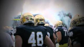 Notre Dame Football 2016-17 Pump Up - It s Time