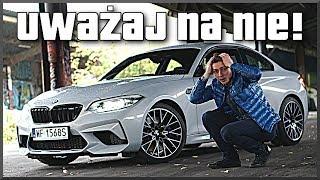 JAKIE JEST NOWE BMW M2 Competition? *pierwszy test pl*