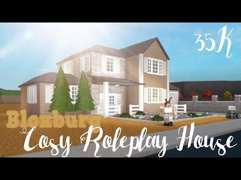 Bloxburg: Cosy Roleplay House 35K