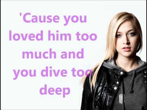 Lyrics Julia Sheer - Let Him Go (Let Her Go by The Passengers)