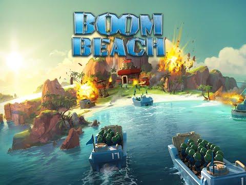 Boom Beach игра на Android и iOS