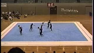 1999年 西インカレ