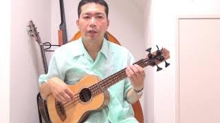 ウクレレベースとはどういった楽器なのかを実際の演奏を交えて解説します。その②もありますのでそちらもぜひご覧ください。