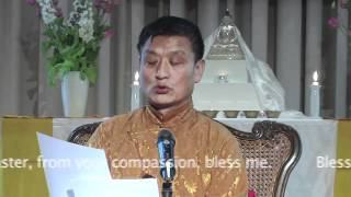Inner Refuge and Bardo Prayers (with English subtitles) - Tenzin Wangyal Rinpoche
