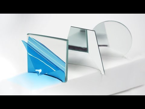 First Surface Mirror: Precision Scientific Glass (2018)