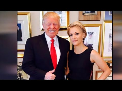 Megyn Kelly Tweets Trump Won 2nd Debate With Biden, Proving She's Up To Something