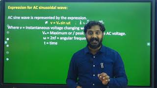 I PUC |ELECTRONICS | AC and DC APPLIED TO PASSIVE COMPONENTS -  6