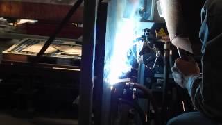 Установка EGW для электрогазовой сварки вертикальных швов при изготовлении стальных резервуаров(, 2014-11-11T10:01:55.000Z)