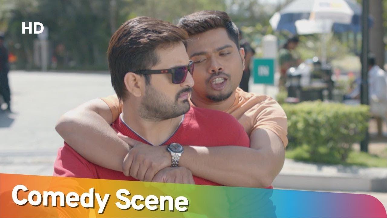 Download Bus Stop (2017) - बस स्टॉप - सिद्धार्थ चांदेकर - हेमंत ढोमे - Marathi Comedy Scenes