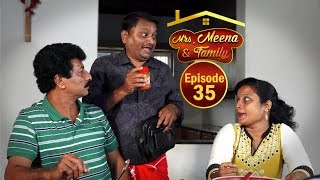 Mrs. Meena & Family - Konkani Serial│Episode 35│Daijiworld Television